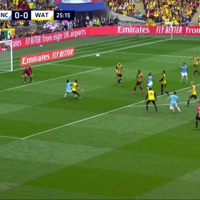 Manchester City murskavoittoon FA Cupin finaalissa