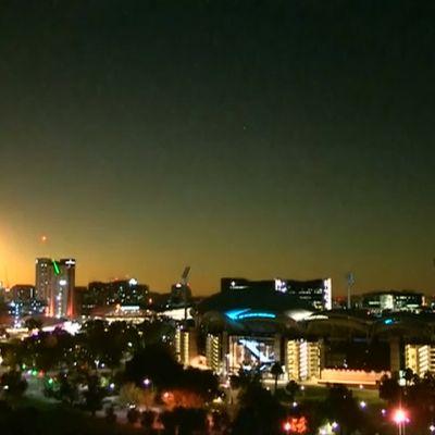 Katso videolta, miltä näyttää marmoripallon kokoisen meteorin väläys ilmakehässä