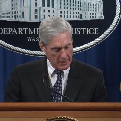 Erikoissyyttäjä Robert Mueller kommentoi ensimmäistä kertaa Venäjä-tutkintaa