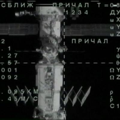 VIDEO: Miehittämätön avaruusalus epäonnistui telakoitumisessa ISS:lle