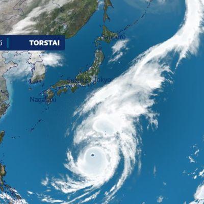 Taifuuni Hagibis
