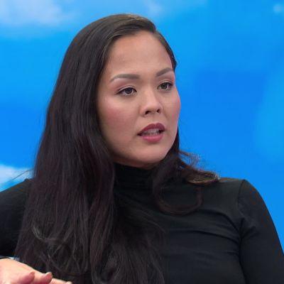 """Somevaikuttaja Sita Salminen haluaa neutralisoida seksistä puhumisen: """"Puhuminen auttaa häpeään"""""""