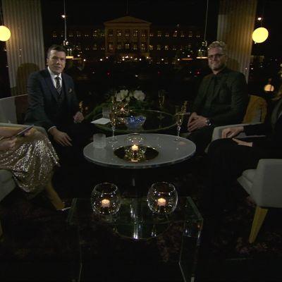 Taiteilijapari Krista Kosonen ja Antti Jokinen kertovat Helene-elokuvasta