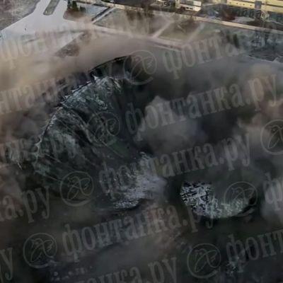 Jääkiekon MM-kisoja varten remontissa olleen areenan katto romahti Pietarissa