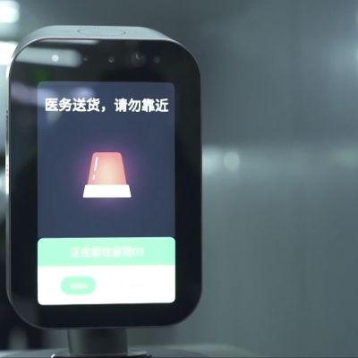 Algoritmeilla koronavirusta vastaan – Kiina avasi älysairaalan koronan nurjertamiseksi