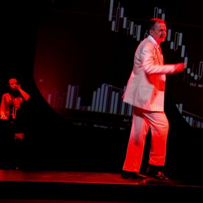 Lehman-trilogia tanssii