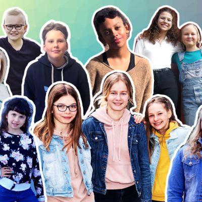 Bild på MGP finalisterna 2020