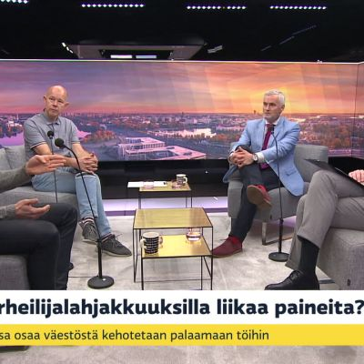 """""""Jos hän on Suomen paras talentti, niin miksi hän ei ole Kärpissä?"""""""