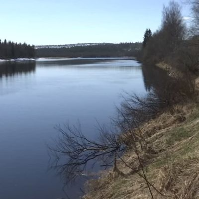 Ivalojoki 25.5.2020
