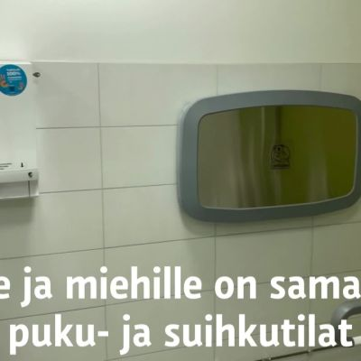 Kuopion uusi uimahalli