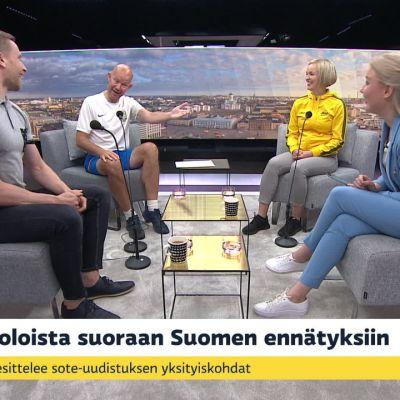 Uudet Suomen ennätykset, naisten pesäpallokausi alkoi