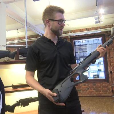 Sakon uutuuskivääri S20 on suunniteltu vaativalle metsästäjälle
