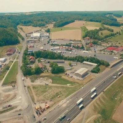 Kun Saksa elvyttää, se näkyy pian huoltoasemilla - Katso videolta kirjeenvaihtajamme raportti