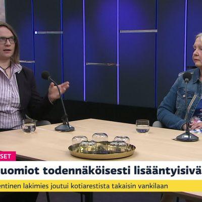 Muuttaako raiskauslain uudistus Suomea?
