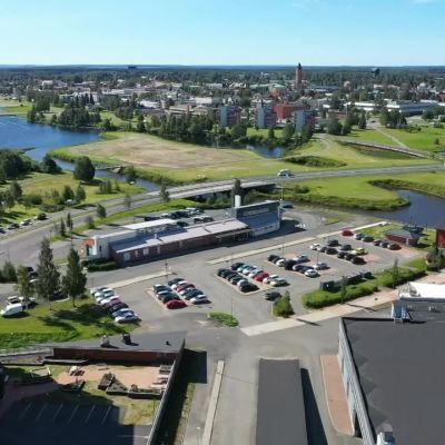 Vain pieni osa raja-alueen ruotsalaisista ei pääse Suomeen