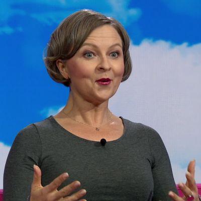 Kirjailija Anna Kortelainen on keksinyt keinon täydelliseen olotilaan myös harmaassa marraskuussa