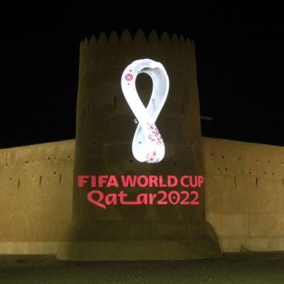 Qatarin MM-logo