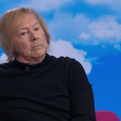 Laulaja Danny Puoli seitsemän -ohjelmassa
