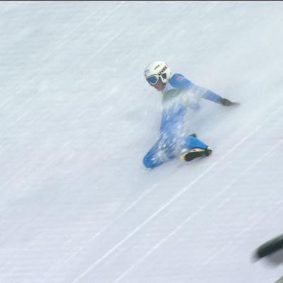 Norjalainen kaatui pahannäköisesti Salpausselän mäessä