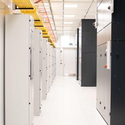Equinix on investoinut Suomen datakeskuksiinsa yhteensä noin 150 miljoonaa euroa.