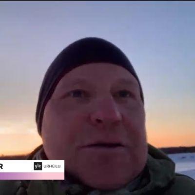 """Kalle Palanderilta palopuhe suomalaisen alppihiihdon nykytilasta: """"Särkee sydäntä"""""""