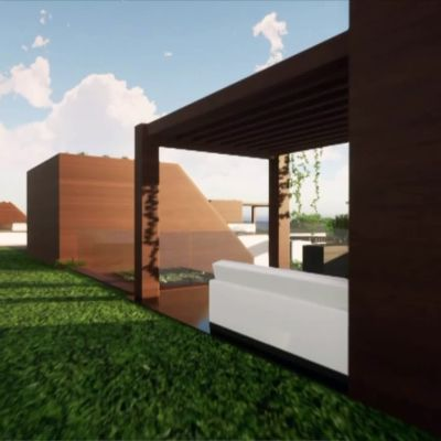 Arkkitehtiopiskelijat loihtivat unelmataloja Uuteenkaupunkiin