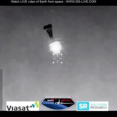 Neljä astronauttia palasi Kansainväliseltä avaruusasemalta SpaceX:n kyydissä