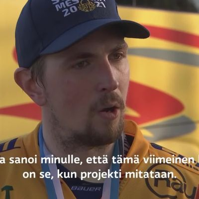 Eetu Koivistoiselta koskettavat sanat Pekka Virralle