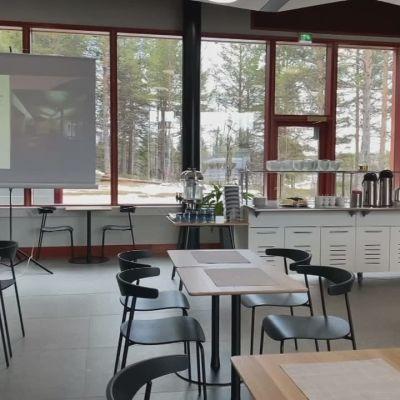 Saamelaismuseo Siidan uusi ravintola