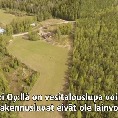 Sierilän voimalaitoksen rakentamistöiden pitäisi olla jo käynnissä, mutta Kemijoki Oy hakee lykkäystä aloittamiselle