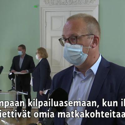 SAK on huolissaan, ettei suomalainen matkailu elvy
