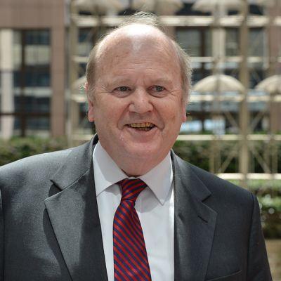 Valtiovarainministeri Michael Noonan