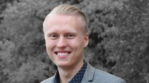 Kai Alajoki är president vid Ungdomens nordiska råd.