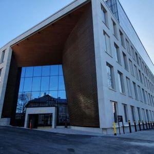 Turun yliopiston ja Åbo Akademin Aurum-rakennus