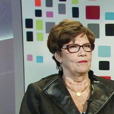 Kansanedustaja ja entinen maa-ja metsätalouministeri Sirkka-Liisa Anttila oli vieraana Aamu-tv:n Viikon puheenaihe -osiossa.