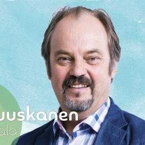 Pentti Ruuskanen Uusi Päivä -sarjasta.
