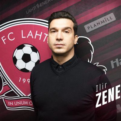 Ilir Zeneli, FC Lahden valmentaja