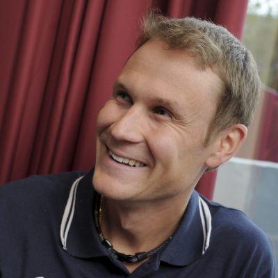 Jarkko Kinnunen kuvassa