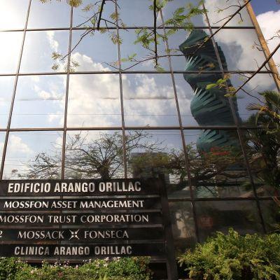 Asianajotoimisto Mossack Fonsecan toimisto Panaman pääkaupungissa Panama Cityssä.
