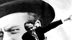 Orson Welles som Charles Foster Kane