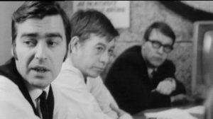 Tv-uutisten aamukokous (1969).