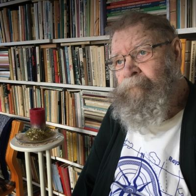 Porilainen kulttuurivaikuttaja Sulo A. Savo on kuollut 93-vuotiaana.