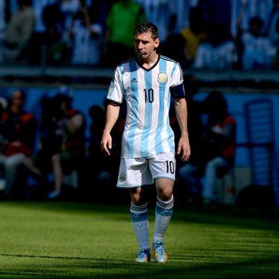 Argentiinan Lionel Messi.