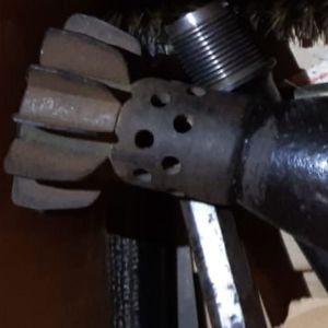 En granat som en privatperson lämnade in till polisen.