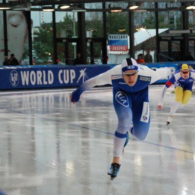 Pekka Koskela kuvassa