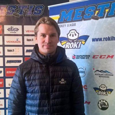 pekka kankaanranta uusi toimitusjohtaja rovaniemen kiekko huhtikuu 2016