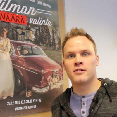 Kuvassa Panu Mikkola