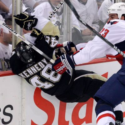 Milan Jurcinan työnäyte NHL:stä.