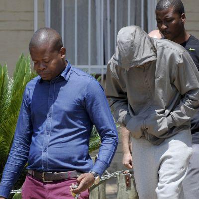 Murhasta syytetty Oscar Pistorius pidätettynä