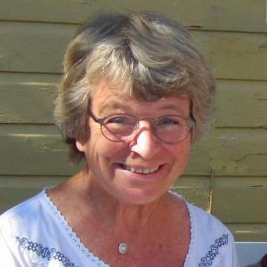 Maryelle Lindholm, Sällskapet Visans Vänner i Helsingfors